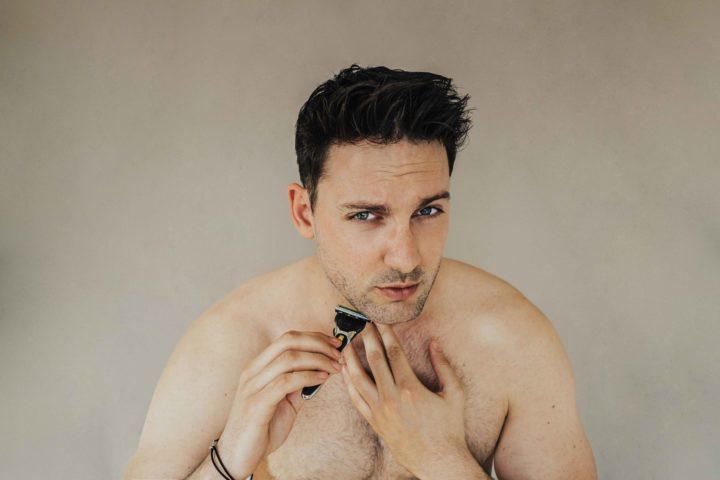 conseils rasage homme barbe test avis rasoir hydro 5 sense wilkinson